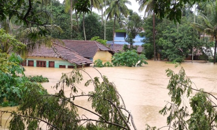 Diocese of Calicut – Flood/Landslide