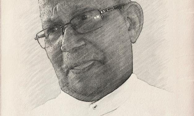 Rev Fr George Henry Lewis