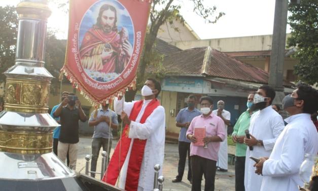 വി.യൂദാ തദ്ദേവൂസിന്റെ ഓർമ്മ തിരുനാൾ, ഒക്ടോബർ 19 മുതല് 28, വരെ