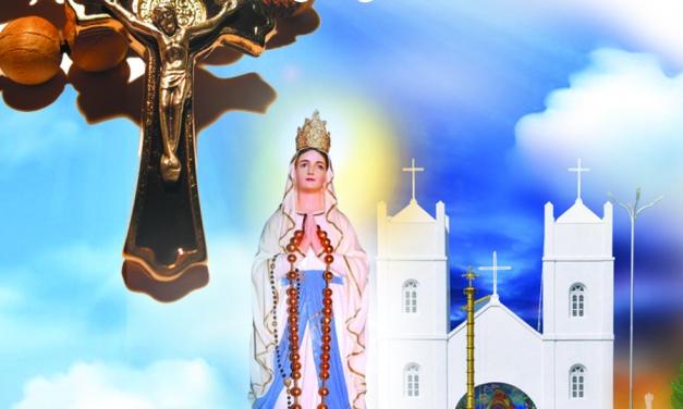 മലബാറിലെ പ്രസിദ്ധ തീർഥാടനകേന്ദ്രമായ വയനാട് പള്ളിക്കുന്ന് ലൂർദ് മാതാവിന്റെ 112 തിരുനാൾ